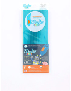 3Doodler Start Plastic Packs Teal Terrific