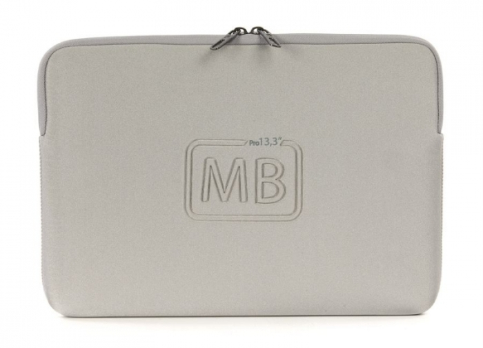 buy popular ac1df d982b Tucano Elements Air Folder Silver Titanium Macbook Air/Pro 13