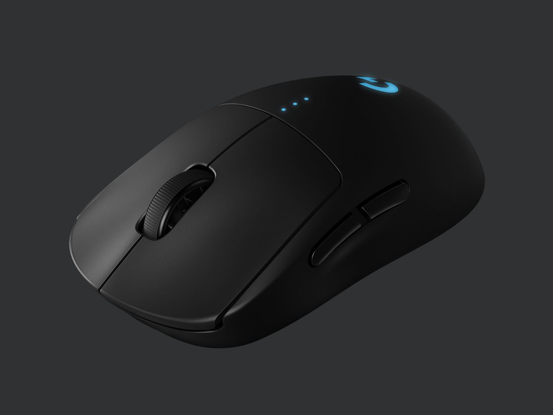 2d3767067a0 Logitech G PRO Wireless Gaming Mouse | Gaming Keyboards and ...