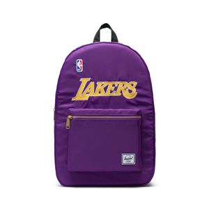 Herschel NBA Champions Collection Settlement Backpack Los Angeles Lakers Purple/Yellow/Black