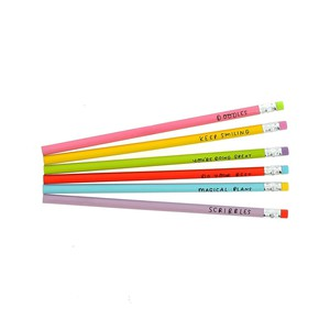 Happy News Pencils [Set of 6]