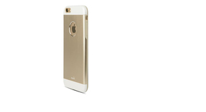 Moshi Iglaze Armour Gold iPhone 6 Plus
