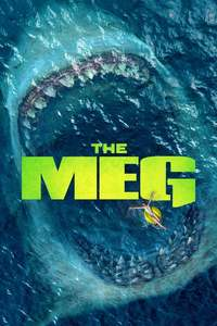 The Meg [4K Ultra HD][2 Disc Set]