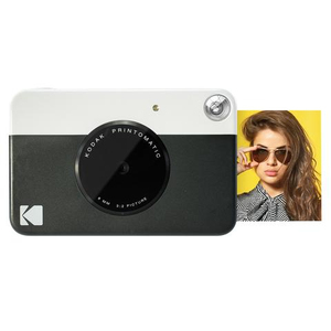 Kodak PRINTOMATIC Instant Digital Camera Black