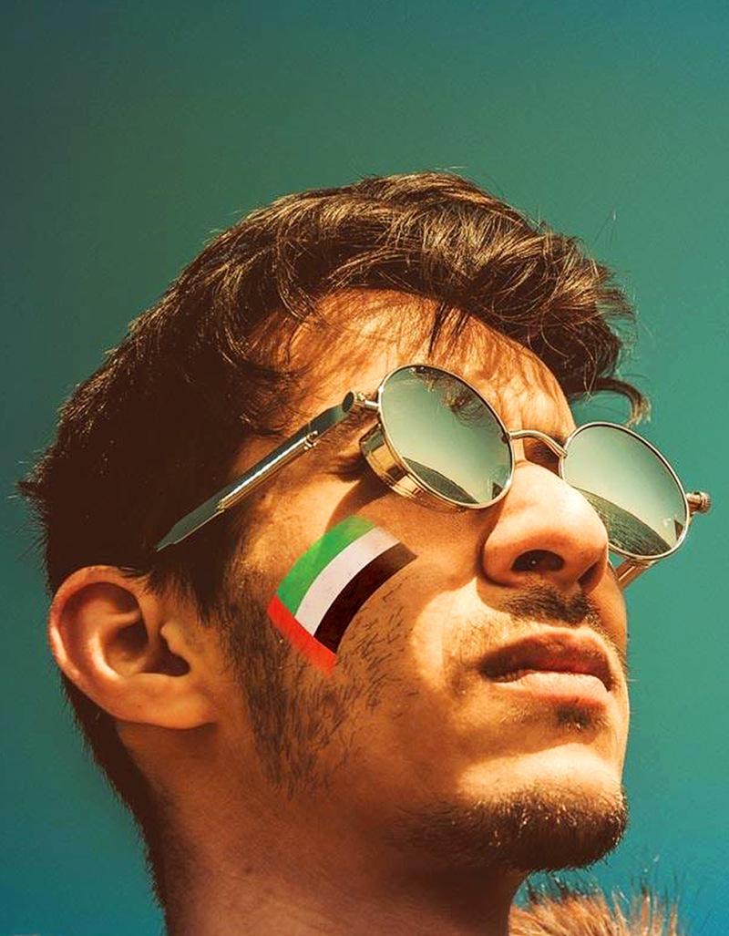 Fanbrush united arab emirates flag face paint costumes dress up fanbrush united arab emirates flag face paint m4hsunfo