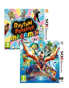 Monster Hunter Stories + Rhythm Paradise [Bundle]