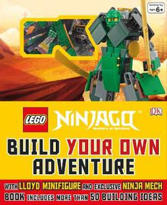 LEGO (R) NINJAGO (R) Build Your Own Adventure: With minifigure and model