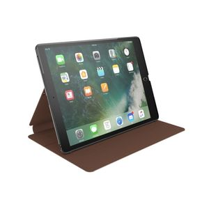 Speck Balance Leather Folio Case Walnut Brown for iPad 9.7 Inch