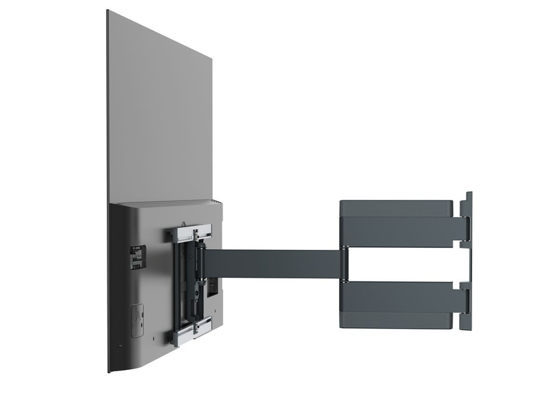 Vogel'S Thin 546 Extrathin Full-Motion Tv Wall Mount For Oled Tv Black 40-65