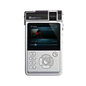 Hi-Fi Man HM-650 Digital Music Player with Upgradable Amplifire Card Silver