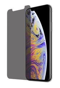 Baykron Privacy Tempered Glass Screen Protector for iPhone XS Max