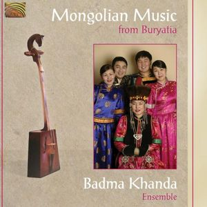 MONGOLIAN MUSIC FROM BURYATIA