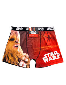 Freegun Microfiber Chewbacca Red/Black Boxers M