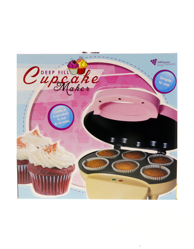 JM Posner Cupcake Maker Small Appliances Cooking Baking