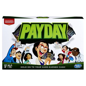 Hasbro Monopoly Payday Board Game