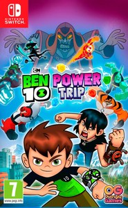Ben 10 Power Trip - Nintendo Switch