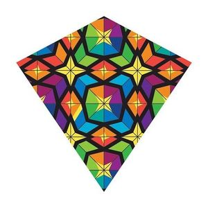 Xkites Color Max Nylon Diamond Mosaic 2