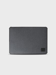 UNIQ DFENDER SLEEVE MARL GREY FOR LAPTOPS UP TO 13-INCH