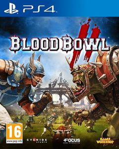 Blood Bowl II [Pre-owned]