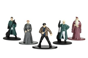 Nano Metalfigs Harry Potter Figures Wave 1.2 [Set of 5]
