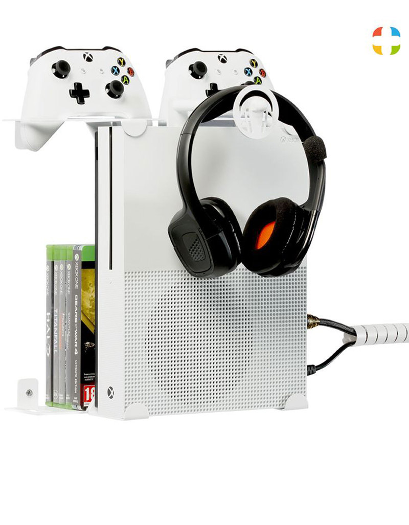 Borangame Game Spider Duo Pro White Wall Mount for Xbox One ...