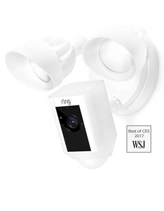 Ring Floodlight Cam White