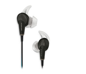Bose QuietComfort20 Black Headphones