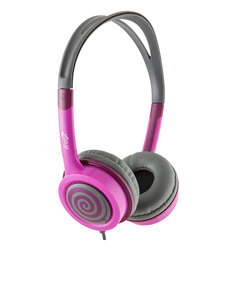 iFrogz Little Rockers Costume Hot Pink Kitten Headphones