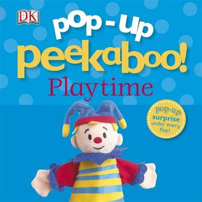 Pop-up Peekaboo! Playtime