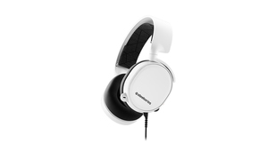 Steelseries Arctis 3 White 2019 Edition Gaming Headset