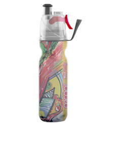 O2Cool Insulated ArcticSqueeze Mist 'N Sip Artist Collection No. 2 590ml Water Bottle