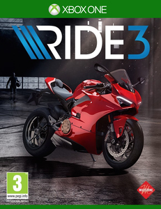 RIDE 3 [Pre-owned]