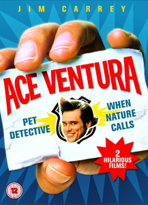 Ace Ventura Pet Detective + Ace Ventura When Nature Calls [2 Disc Set]