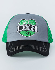 B180 Estillodxb4 Green/Black/Grey Unisex Cap