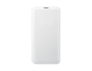 Samsung B0 LED View Cover White for Galaxy S10E
