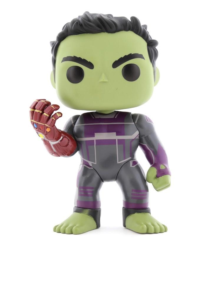 Funko Pop Marvel Avengers Endgame 6 Hulk With Gauntlet Vinyl Figure
