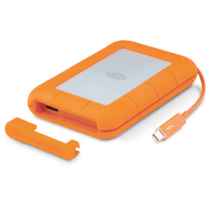 LACIE 1TB RUGGED USB 3.0 & THUNDERBOLT HARD DISK