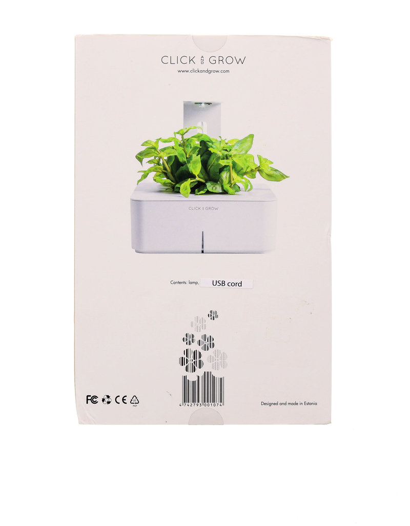 Click & Grow Germination Lamp For Smartpot White