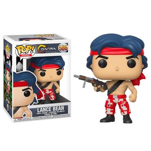 Funko Pop Games Contra Lance