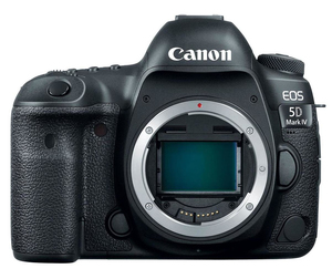 Canon EOS 5D Mark IV DSLR Camera [Body Only]