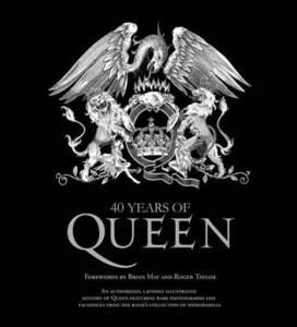 40 Years Of Queen