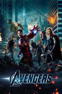 The Avengers (3D Blu-Ray)