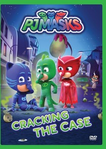 PJ Masks: Cracking the Case
