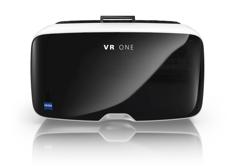 Carl Zeiss Vr One Virtual Reality Headset