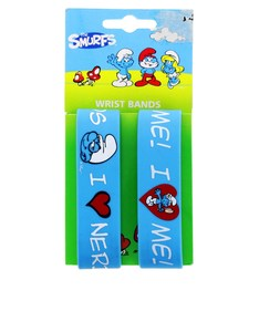 Smurf Silicone Wristbands [2 Pack]