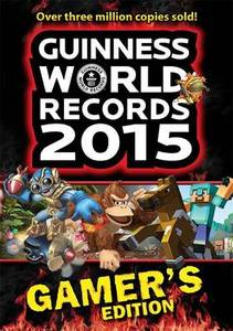 Guinness World Records 2015 Gamers Ed