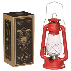Gentlemen's Hardware Outdoor Hurricane Lamp