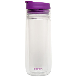 Aladdin Insulated On-The-Go Tea Infuser 0.35L Berry