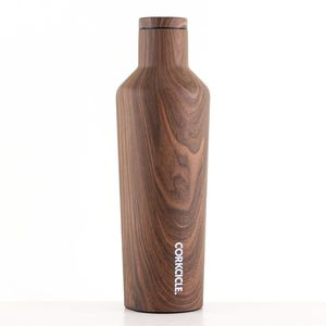 Corkcicle Canteen Walnut 470 ml Vacuum Bottle