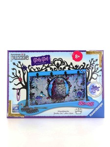 Ravensburger 3D Girly Girl Jewellery Tree Animal Trend 108 Puzzle